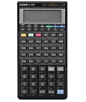 CALCULATOR  Casio Fx4500PA