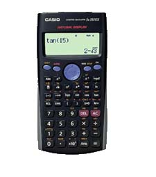 CALCULATOR  Casio Fx350ES